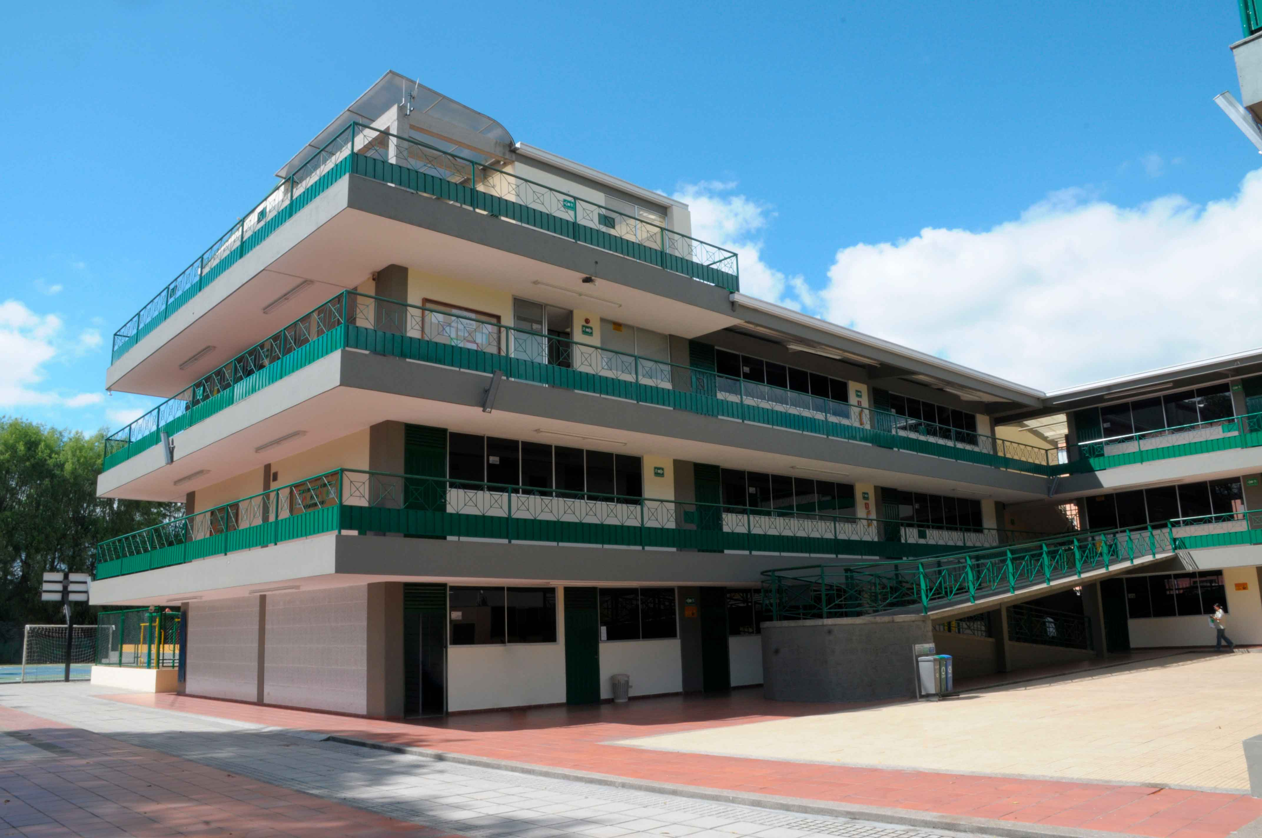 Instalaciones Colegio Canapro
