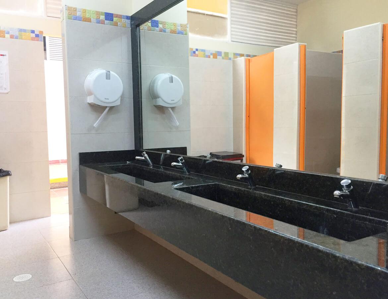 baños-lavamanos